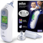 Avis et Test Braun ThermoScan 7 - 609349 : le meilleur thermomètre auriculaire